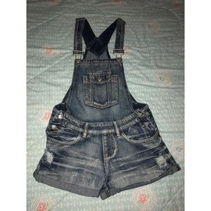~Short overalls~